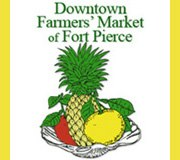 Join us every Saturday for local produce at the Downtown Fort Pierce Farmer's Market along the lovely Indian River Lagoon. Live music and many surprises.